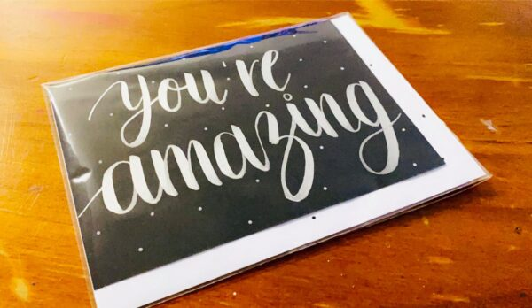 you-are-amazing-greeting-card-by-artsy-by-yeshapatel