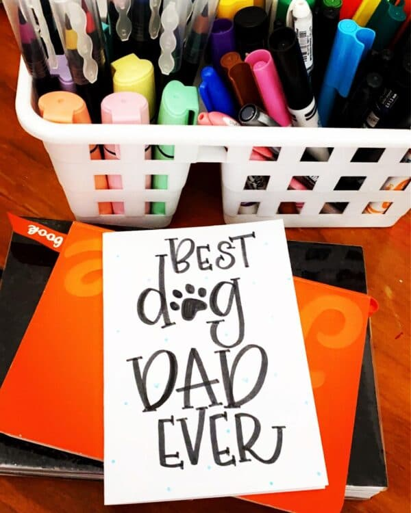 dog-dad-greeting-card-by-artsy-by-yeshapatel
