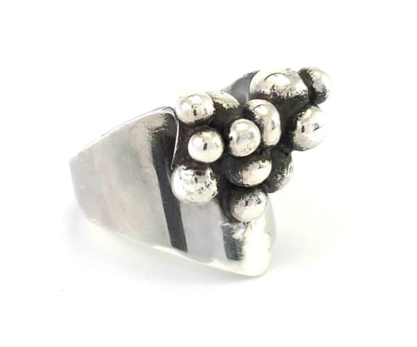 Busting Out Sterling Silver ring by Jamie Spinks