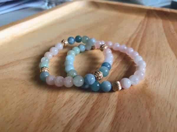 morganite-aquamarine-bracelet-with-gold-filled-beads-by-AshleyChloe