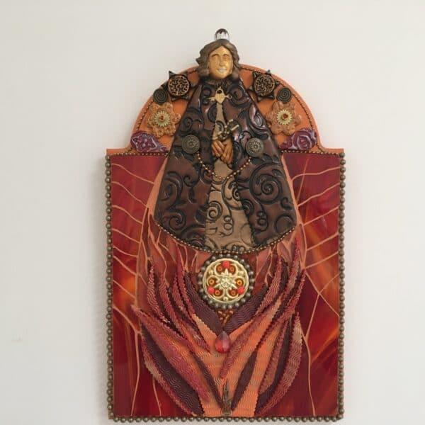 goddess-art-vesta-mistress-of-the-hearth-by-amethyst-moon-art-by-Amethyst Moon