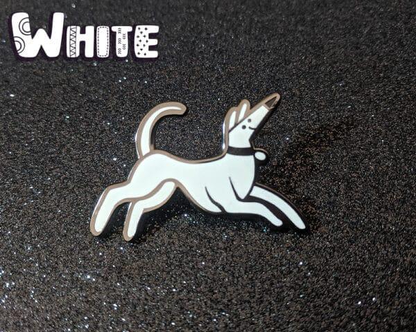 bounding-houndies-greyhound-hard-enamel-pins-by-beth-parow-illustration-amp-design-white-by-bethparow