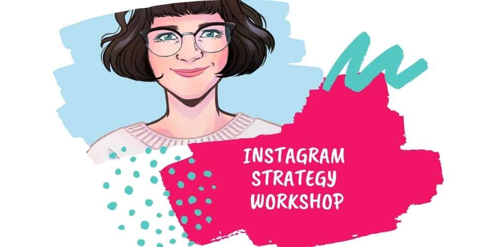Instagram Strategy Workshop With May Michaels 25 NOV