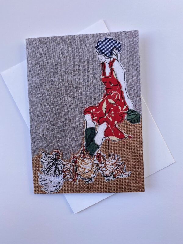mistress-of-the-chickens-greetings-card-by-juliet-d-collins-fitzroy-by-julietdcollins