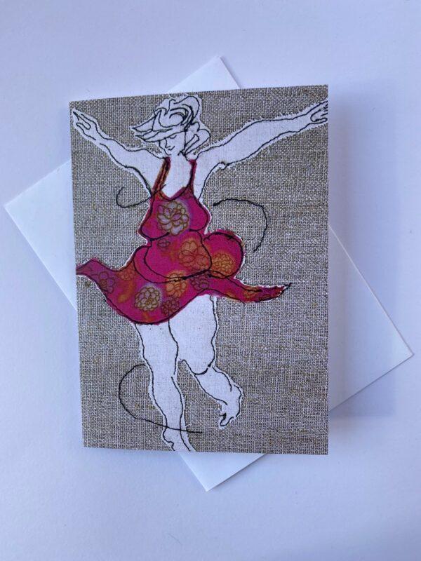 dancing-queen-greeting-card-by-juliet-d-collins-fitzroy-by-julietdcollins