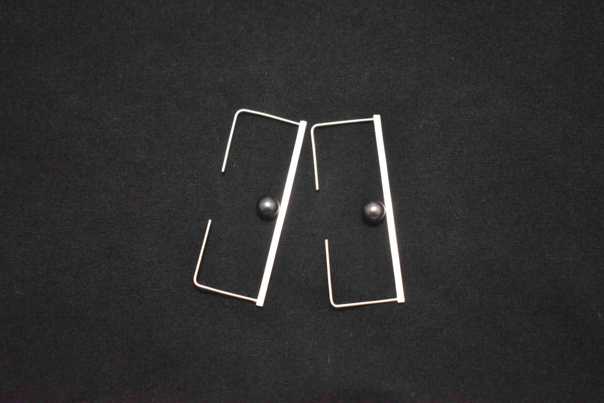 Pearl (Zyu1) Earrings 3 By DORAMENDA
