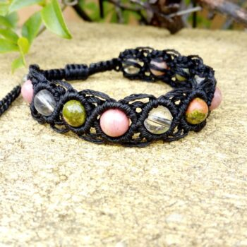 black-macrame-gemstone-bracelet-made-by-athenas-owl-healing-and-creations-by-HalinaK