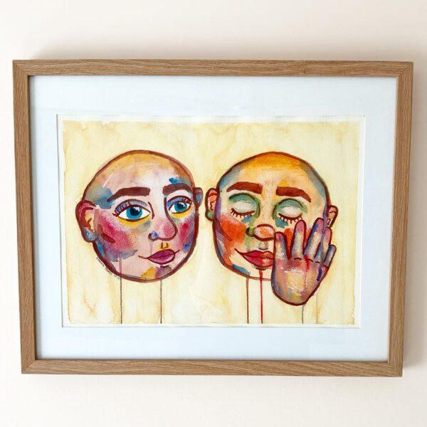 hold-me-original-watercolour-artwork-by-rianna-thomas-art-by-Rianna Thomas Art