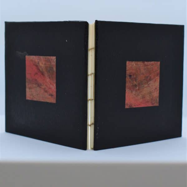 red-earth-hand-bound-book-by-helen-macqueen-textile-art-by-Msjayjay