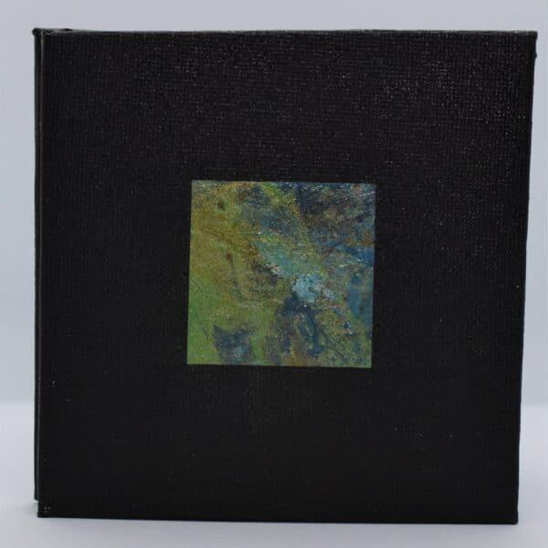 lichen-green-hand-bound-book-by-helen-macqueen-textile-art-by-Msjayjay