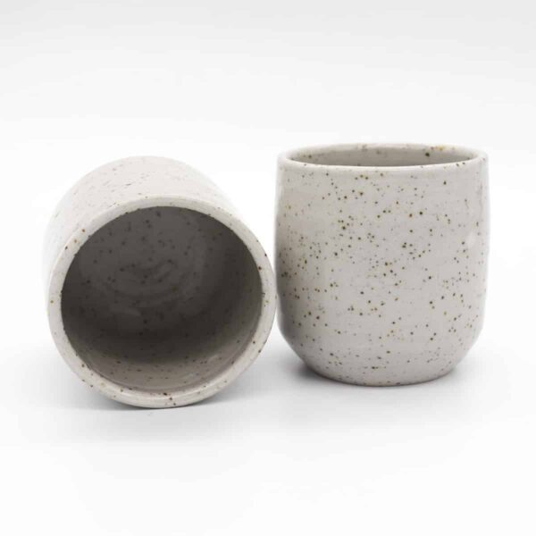 coffee-beaker-in-speckled-white-by-clifton-hill-pottery Clifton Hill Pottery 535795