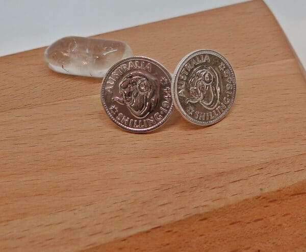 coin-cufflinks-by-germanoarts-by-Germano Arts