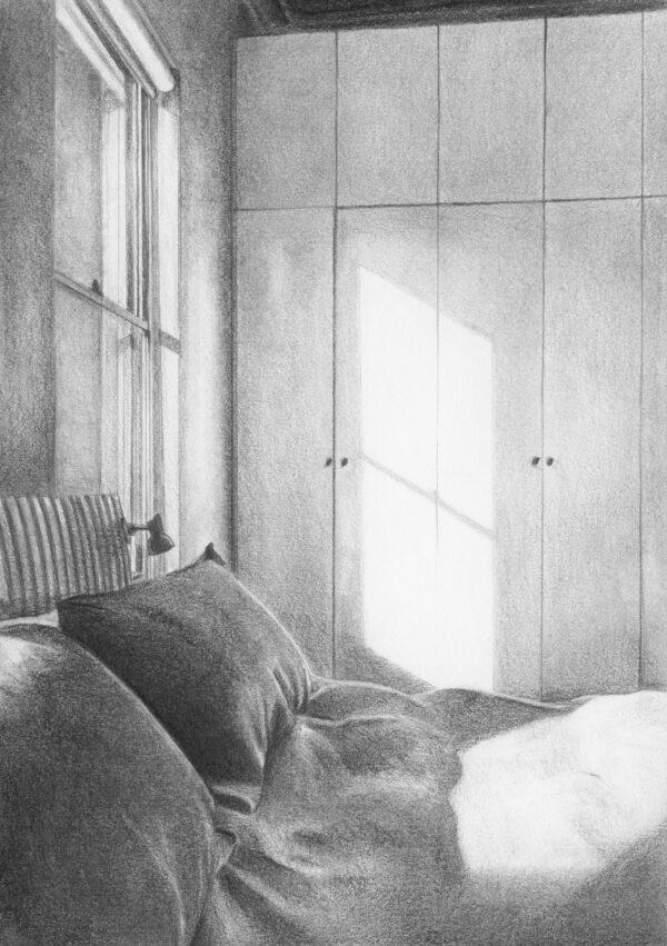 sunlight-art-print-by-rebecca-pidgeon-by-Rebecca Pidgeon