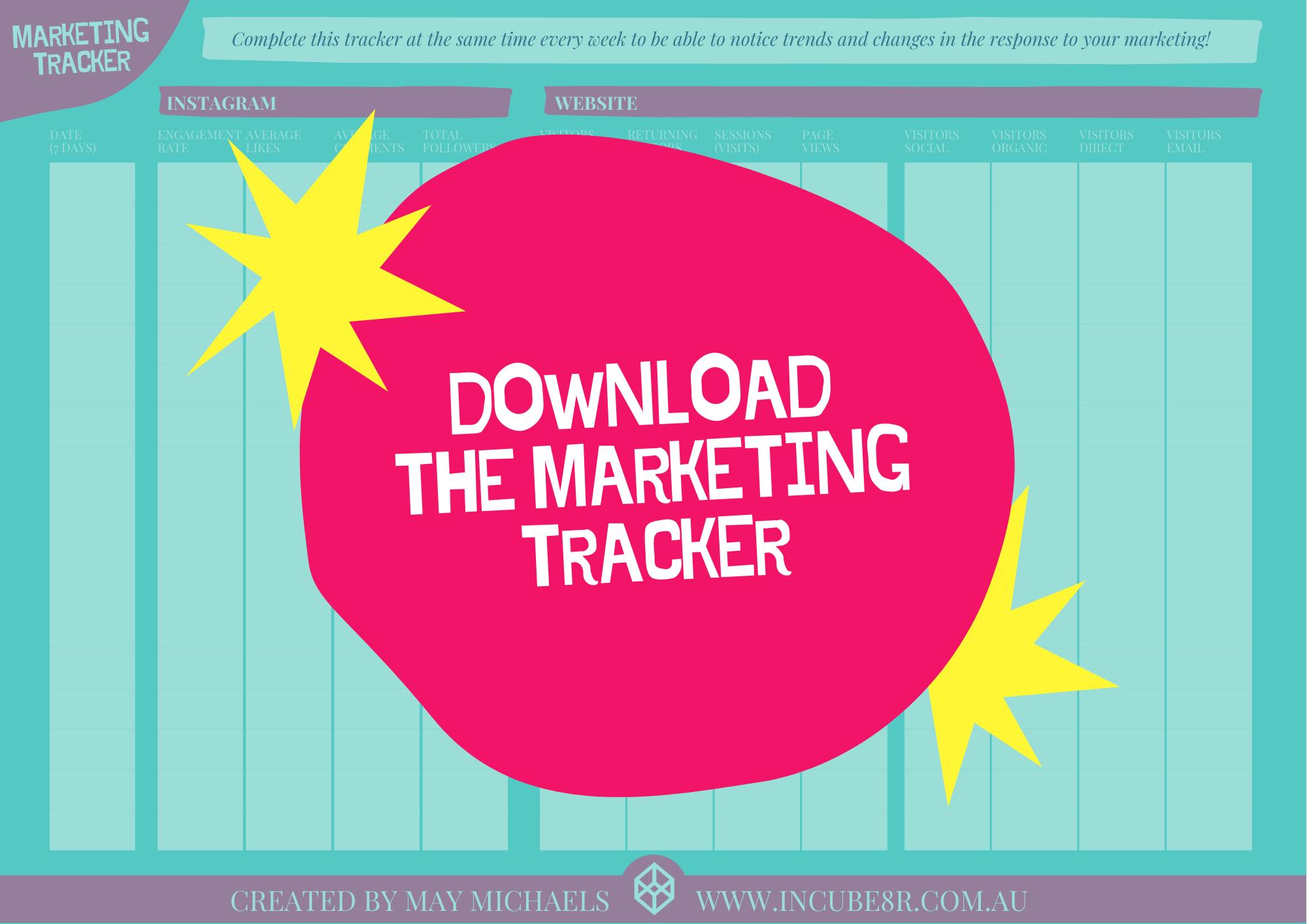 incube8r-marketing-tracker