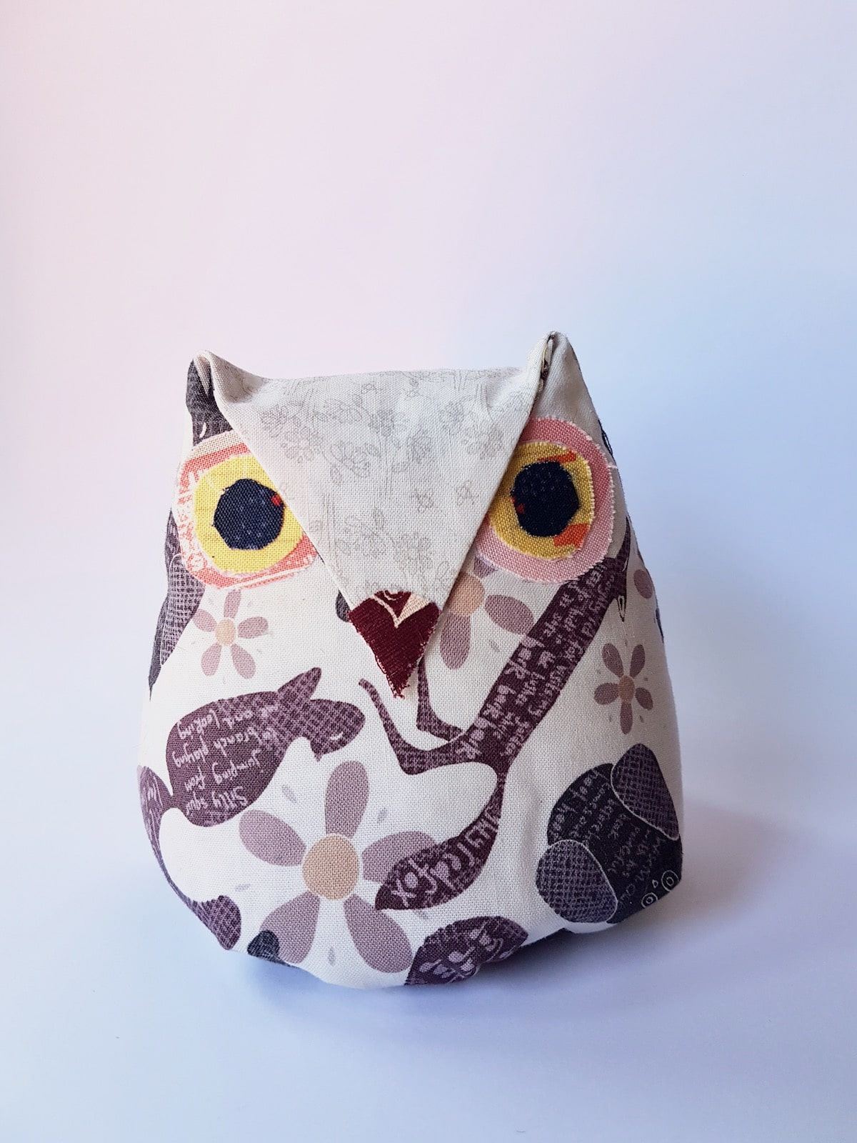 Woodland Owl By Get Fired Up Art