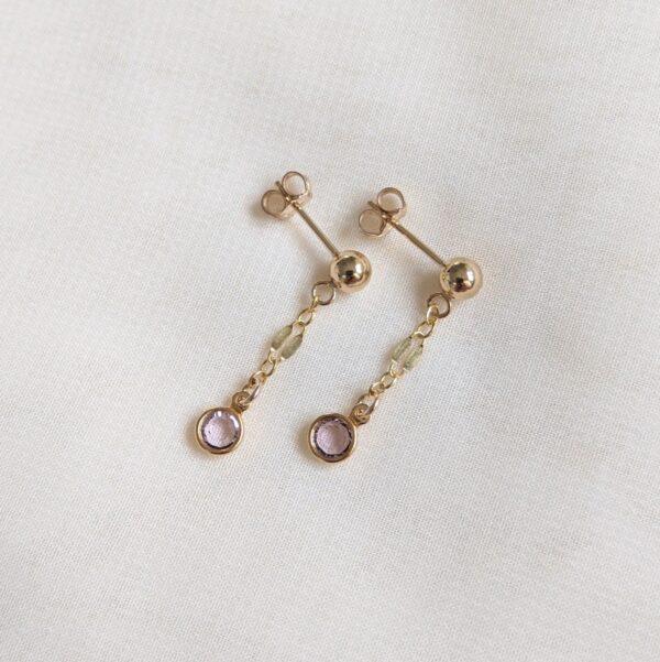 gem-drop-earrings-light-amethyst-in-14k-gold-filled-by-little-hangings-littlehangings-796312