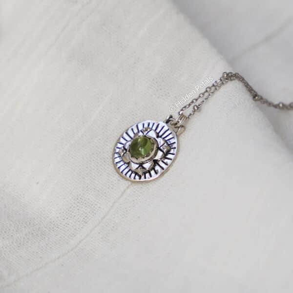 astrid-peridot-silver-necklace-by-AshleyChloe