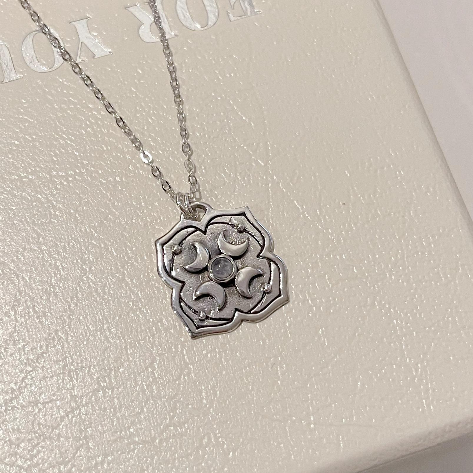 selene-rainbow-moonstone-silver-necklace-by-AshleyChloe