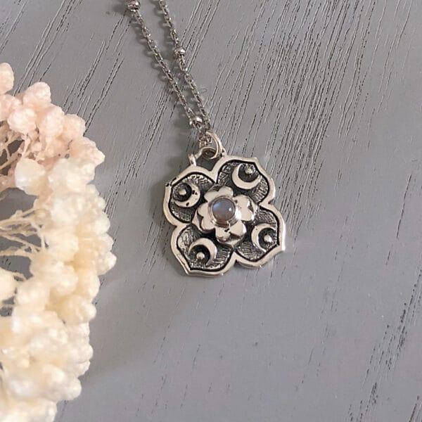 cosmic-dreamer-rainbow-moonstone-silver-necklace-by-AshleyChloe