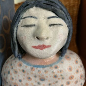 ceramic-bust-cute-blue-hair-lady-by-the-intrepid-potter-by-theintrepidpotter