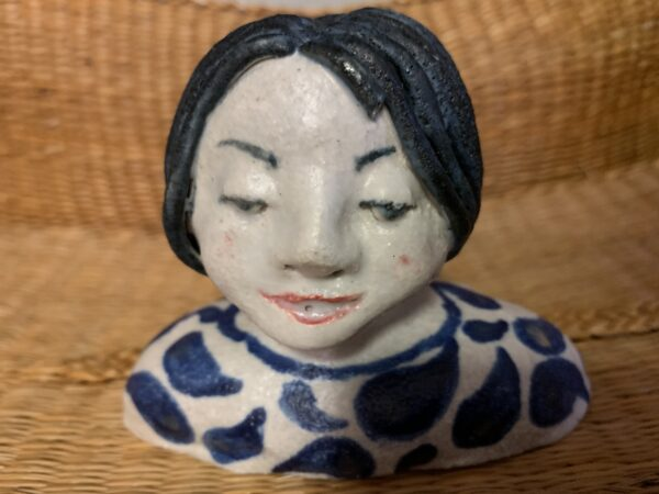 ceramic-bust-charming-blue-hair-lady-by-the-intrepid-potter-by-theintrepidpotter