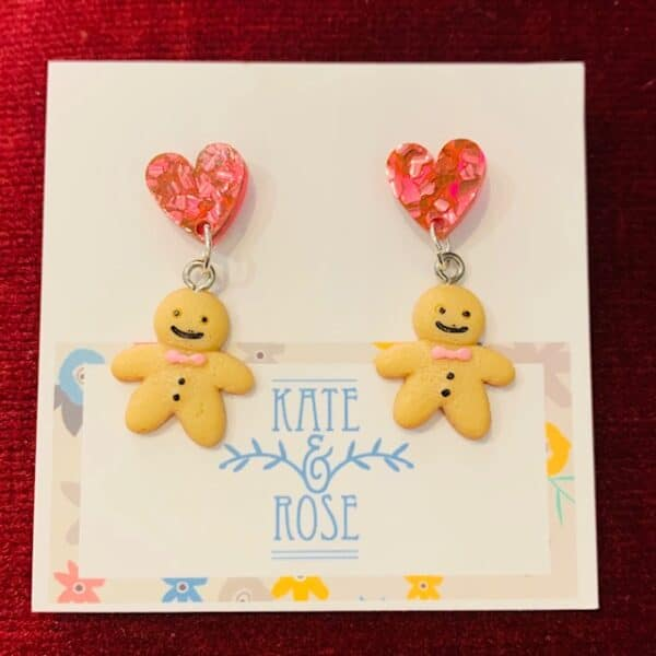 christmas-gingerbread-man-and-hearts-earrings-by-kate-and-rose-by-katenrosetea