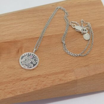 coin-necklace-by-germanoarts-by-Germano Arts
