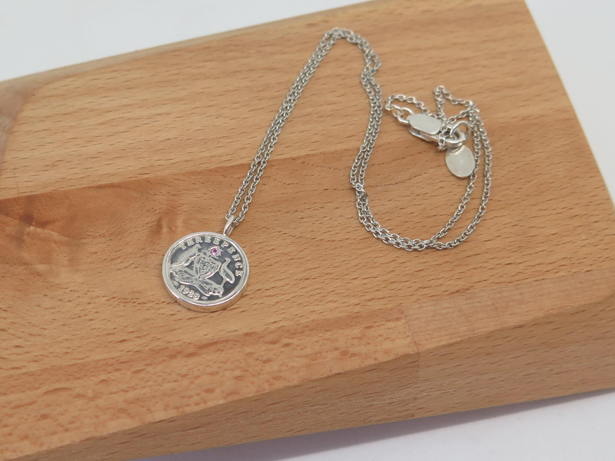 Australian Coin Necklace By GermanoArts