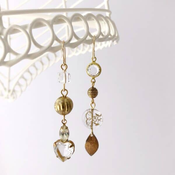 asymmetrical-vintage-crystal-and-gold-earrings-by-my-vintage-obsession-by-myvintageobsession2020