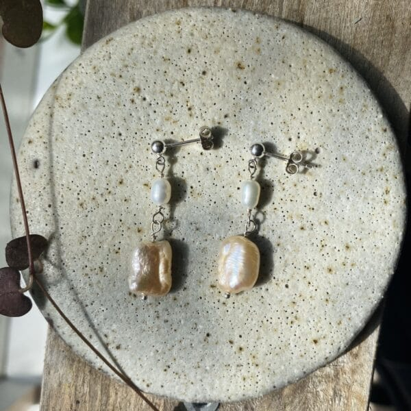 double-drop-pearl-tuds-sterling-silver-by-illkadesigns