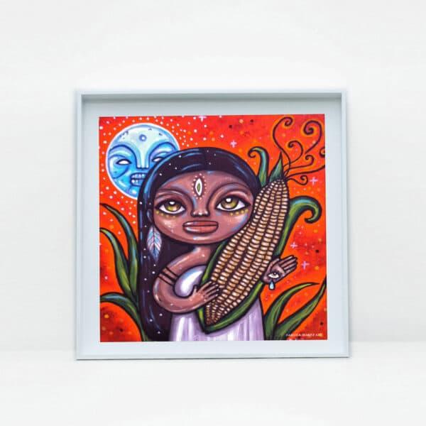 art-print-maiz-sagrado-sacred-corn-by-fabyibz