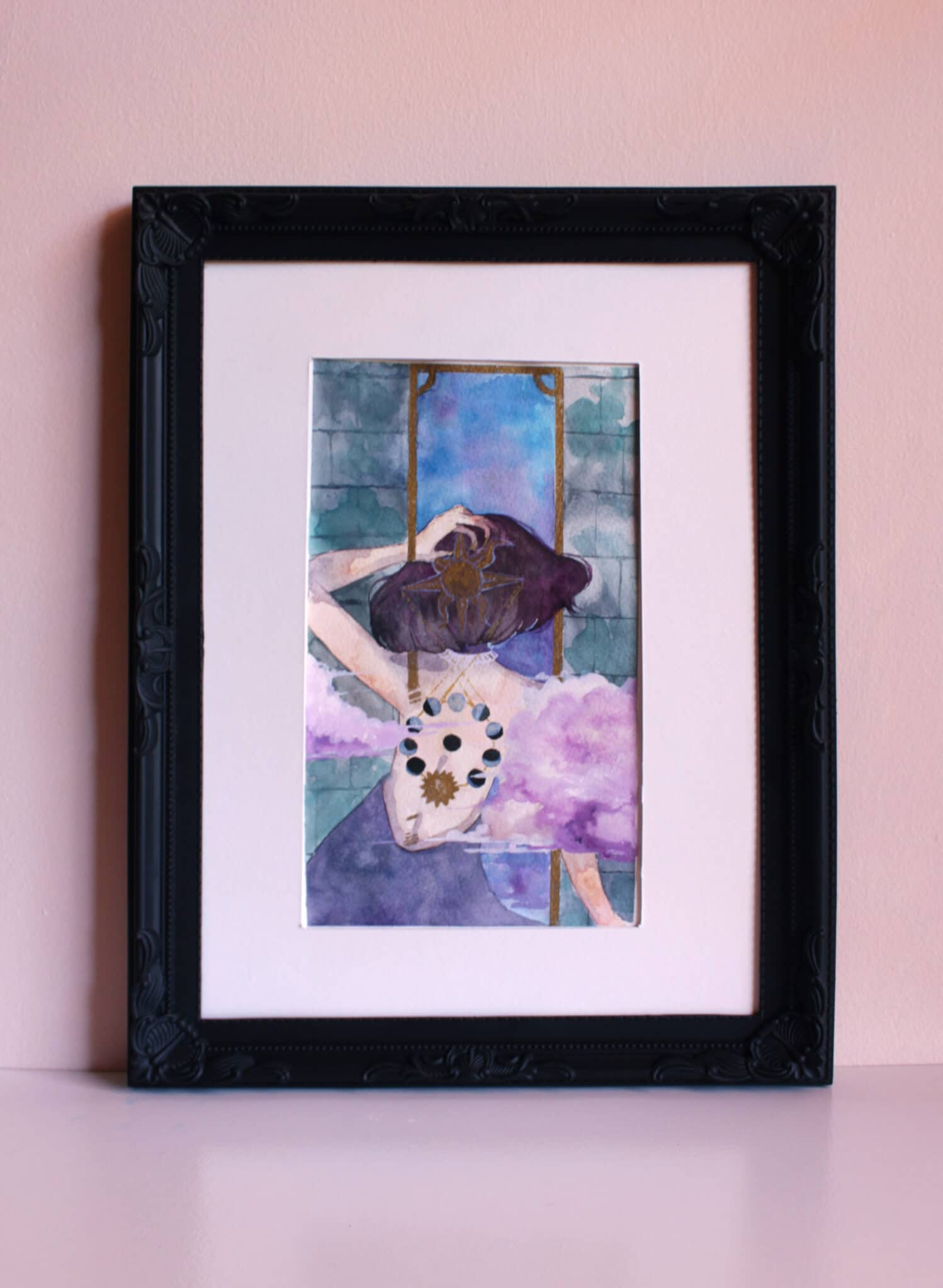 Alchemical Girls I – Celes By Coraline Caroline (Almost Solo Exhibition)