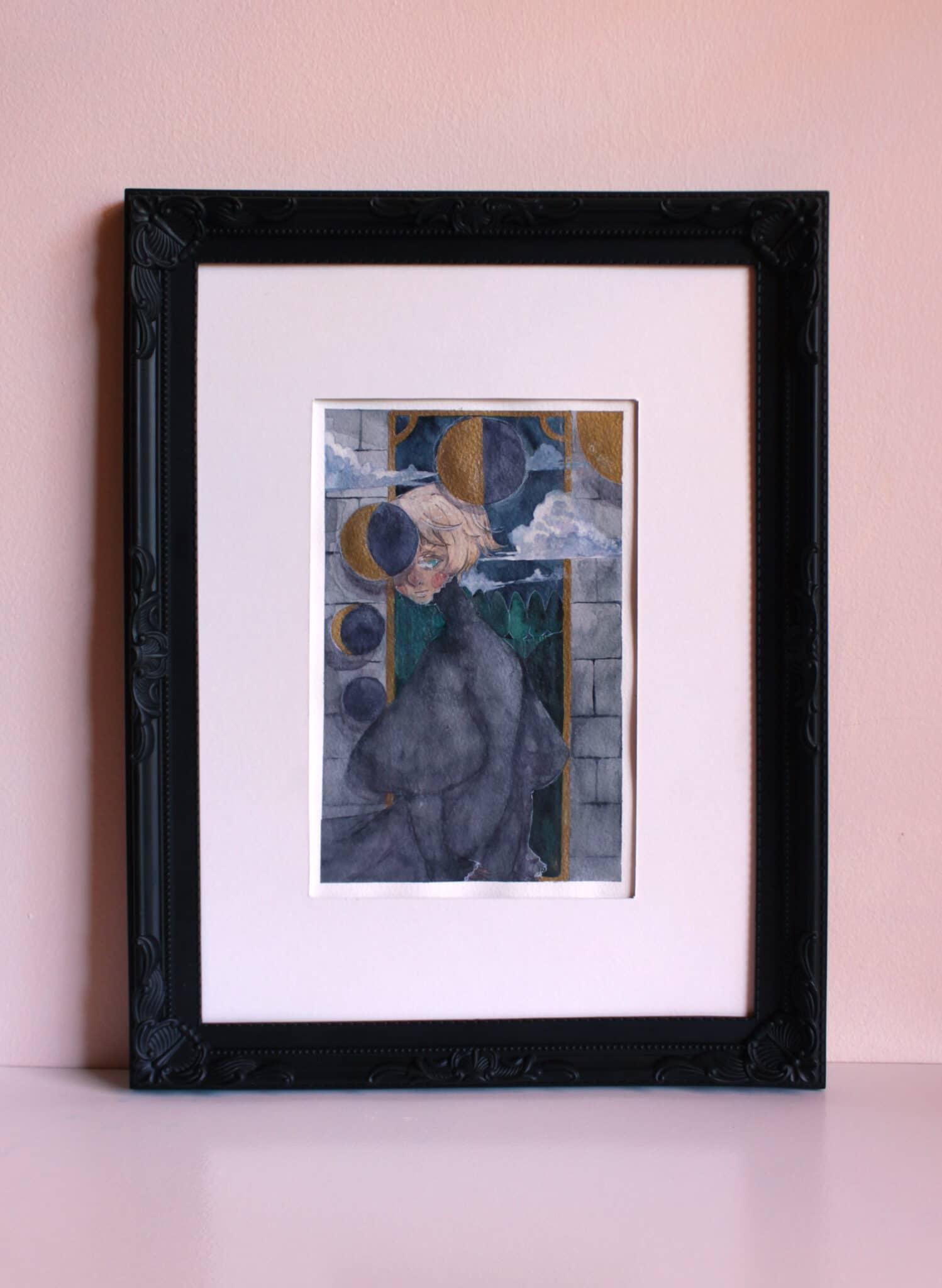Alchemical Girls I – Celestine By Coraline Caroline (Almost Solo Exhibition)