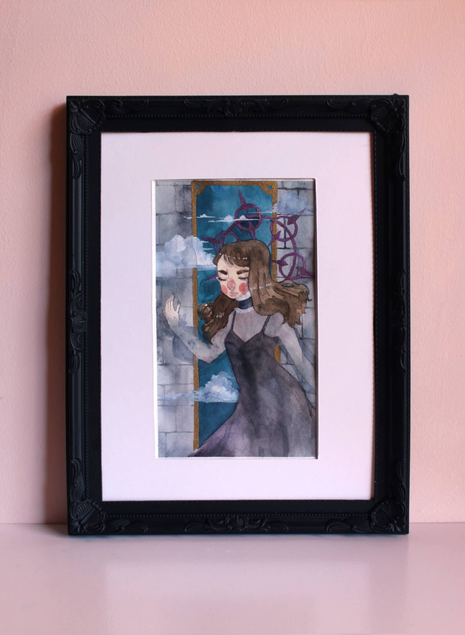 Alchemical Girls I – Celestial By Coraline Caroline (Almost Solo Exhibition)