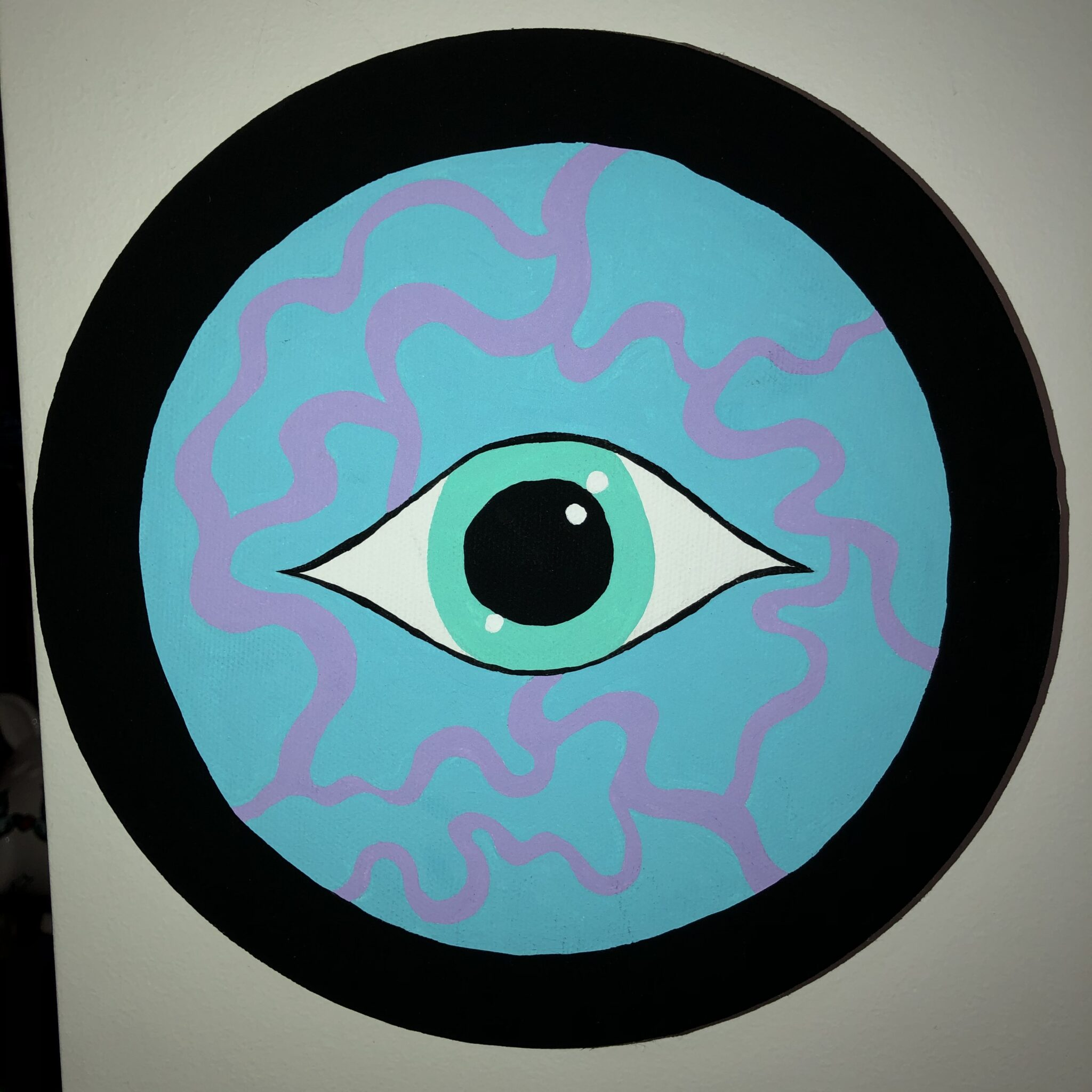 Eye See A New World By Mickayla Cristiano (Almost Solo Exhibition)