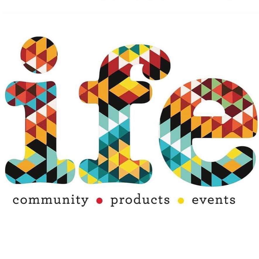 IFE Products and Community logo