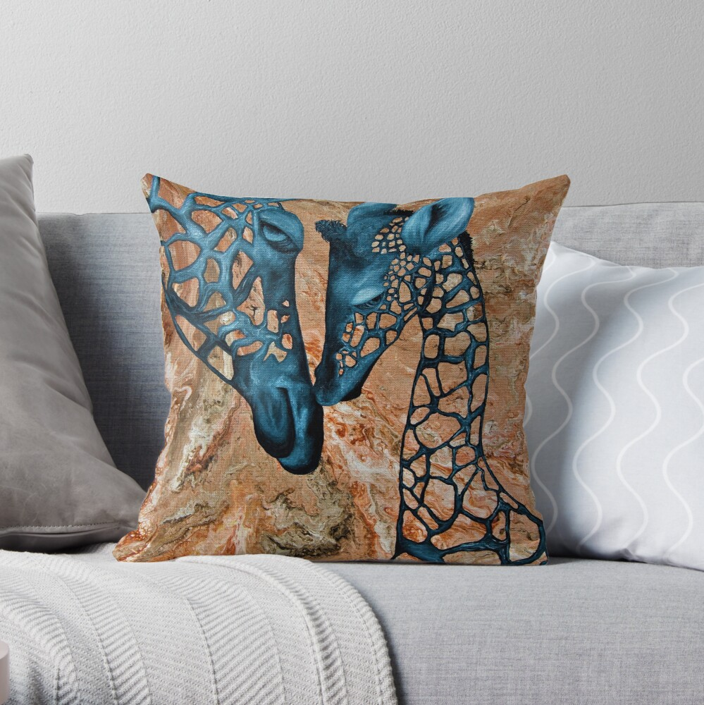 Mothers Love Cushion By Gem's Artistic Creations
