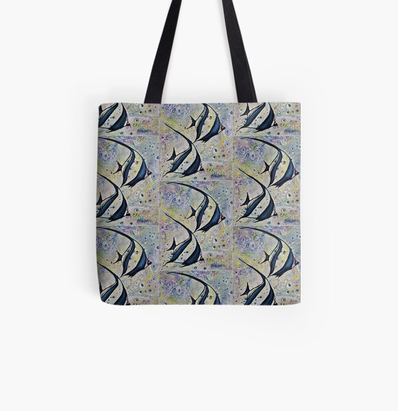 angel-fish-tote-bag-by-Gems Artistic Creations