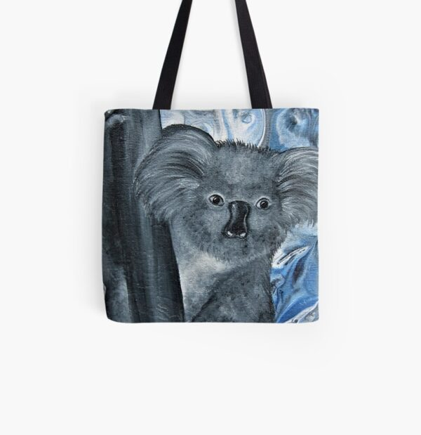 koala-tote-bag-by-Gems Artistic Creations