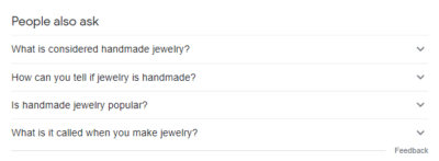 What-is-Handmade-Jewellery-search-results