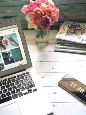 Blogging creates content