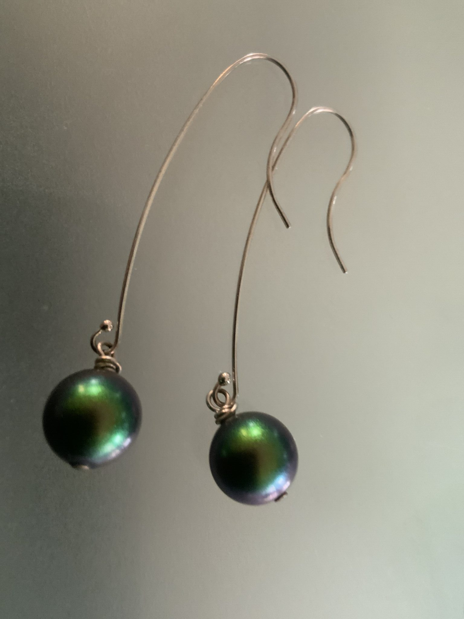 Swarovski Pear Earrings By Covet And Desire (Fitzroy)
