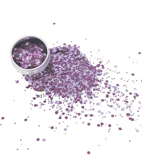 purple-shadow-loose-biodegradable-glitter-mix-8gm-by-glitterazzi