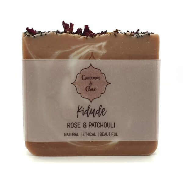 kidude-handcrafted-rose-and-patchouli-artisan-soap-by-cinnamon-and-clove-fitzroy cinnamonandclove 856584