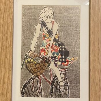 shepherdess-framed-artwork-print-by-juliet-d-collins-prahran julietdcollins 197116