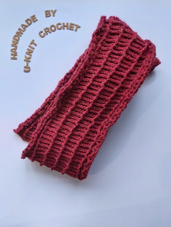 ribbed-wool-scarf-handmade-by-u-knit-crochet-by-Ivy