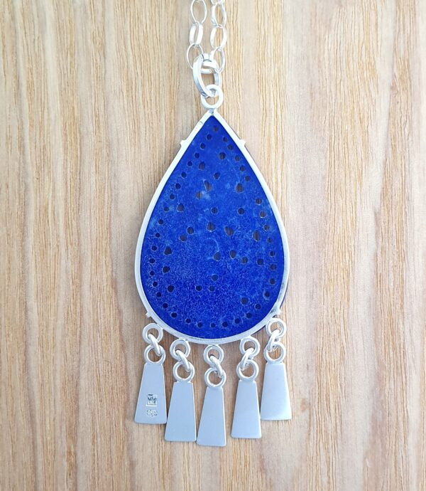 carved-blue-agate-and-sterling-silver-pendant-with-tags-by-flying-lobster-jewellery-by-flyinglobster