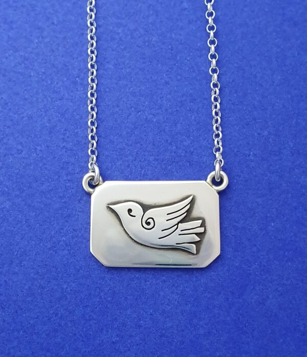 dove-sterling-silver-pendant-by-flying-lobster-jewellery-by-flyinglobster