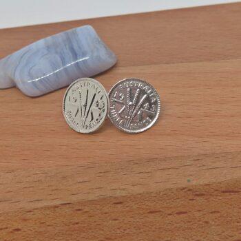 australian-coin-stud-earrings-by-germanoarts-by-Germano Arts