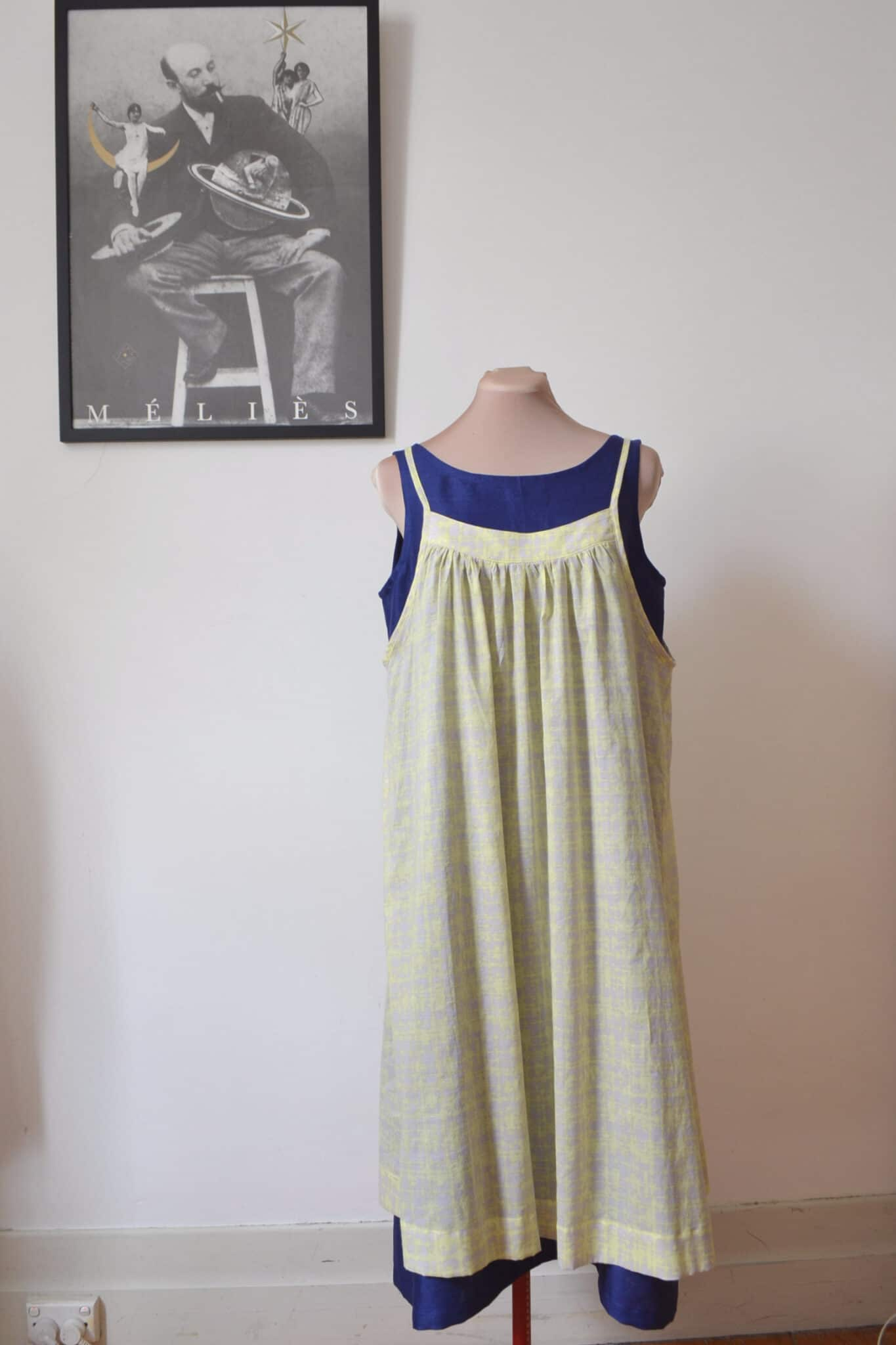Camisole And Dress Set By à Pois